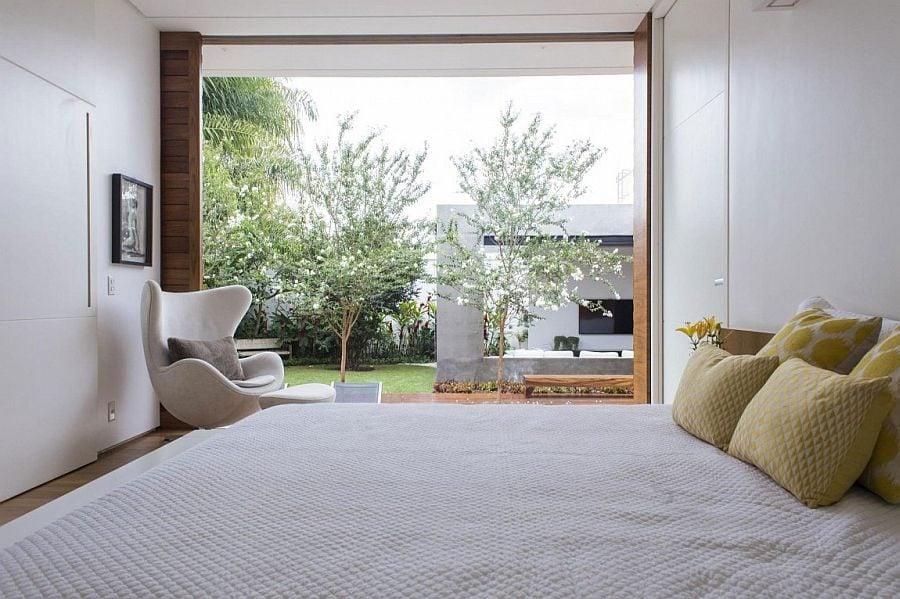 92 RMJ Residence   Ngôi nhà với nhiều không gian xanh tại Brazil qpdesign