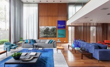 Casa IV – Ngôi nhà sang trọng và hiện đại tại Brazil