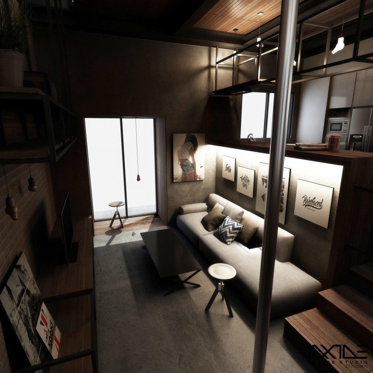 926 KOTAK Haus: Ngôi nhà có thiết kế đầy cá tính qpdesign