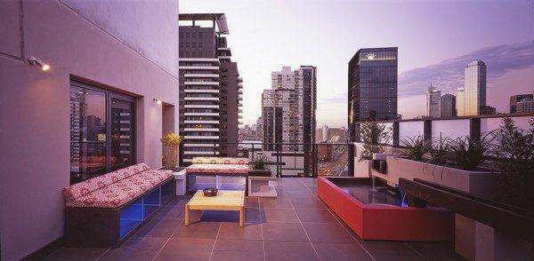 94 Căn hộ penthouse cá tính với khu vườn tuyệt đẹp tại Úc qpdesign