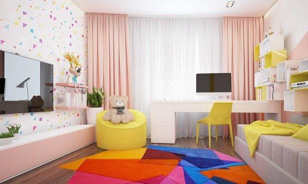 97 4 thiết kế phòng ngủ đáng yêu cho con bạn qpdesign