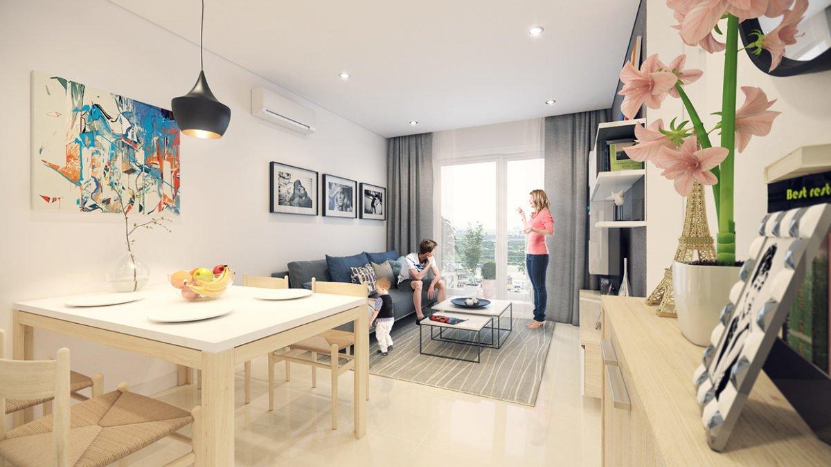 birch apartment ideas 4 mẫu nội thất cho nhà ở có diện tích nhỏ qpdesign