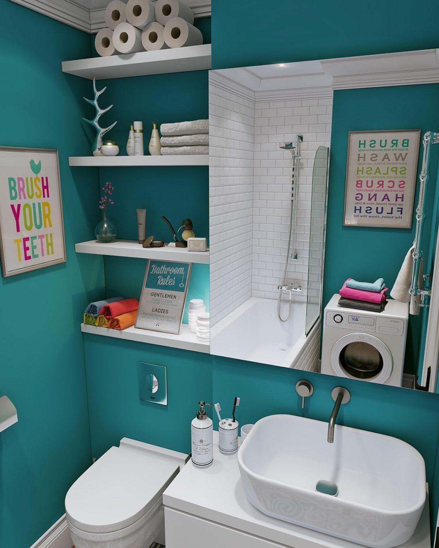 creative apartment design 4 mẫu nội thất cho nhà ở có diện tích nhỏ qpdesign