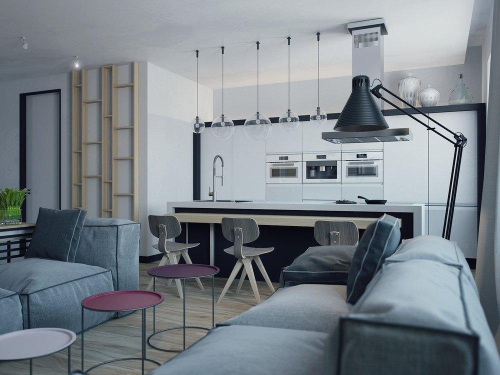 mẫu căn hộ độc đáo 17