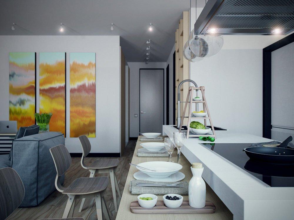 mẫu căn hộ độc đáo 19