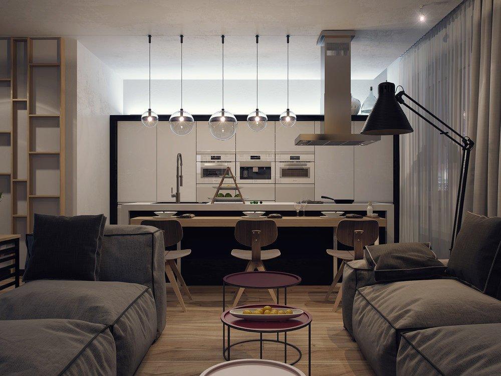 mẫu căn hộ độc đáo 22