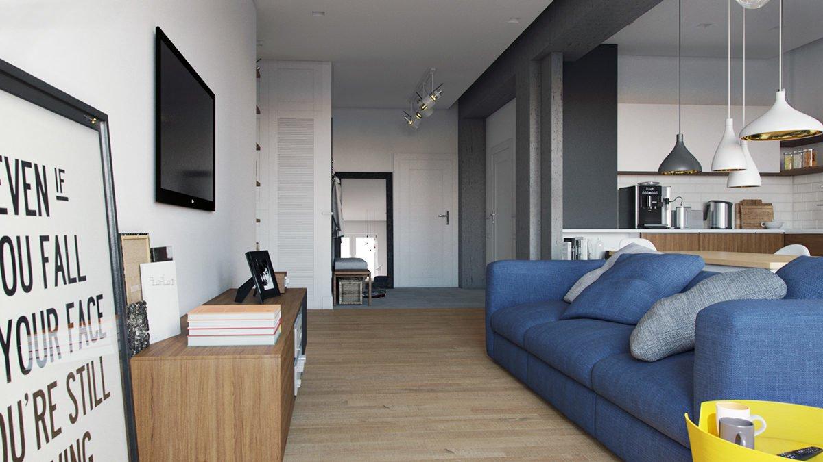 mẫu căn hộ độc đáo 24