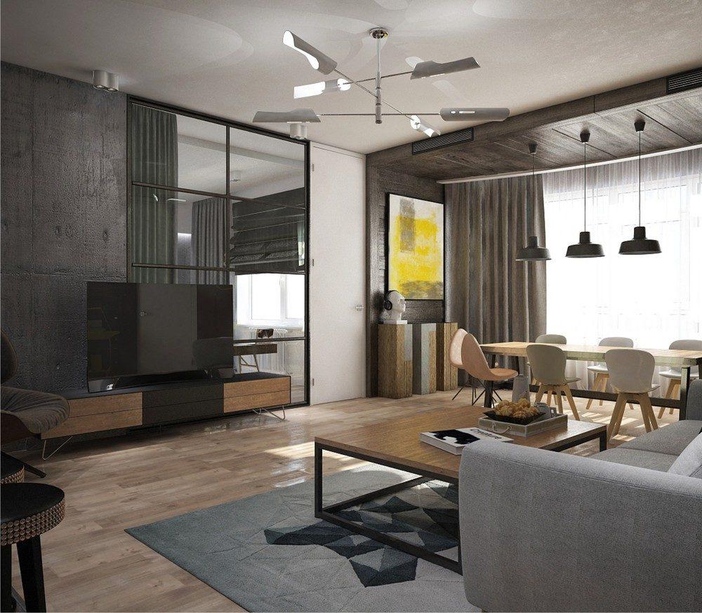 mẫu căn hộ độc đáo 4