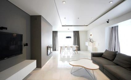 Thiết kế căn hộ hiện đại với phong cách Minimalist
