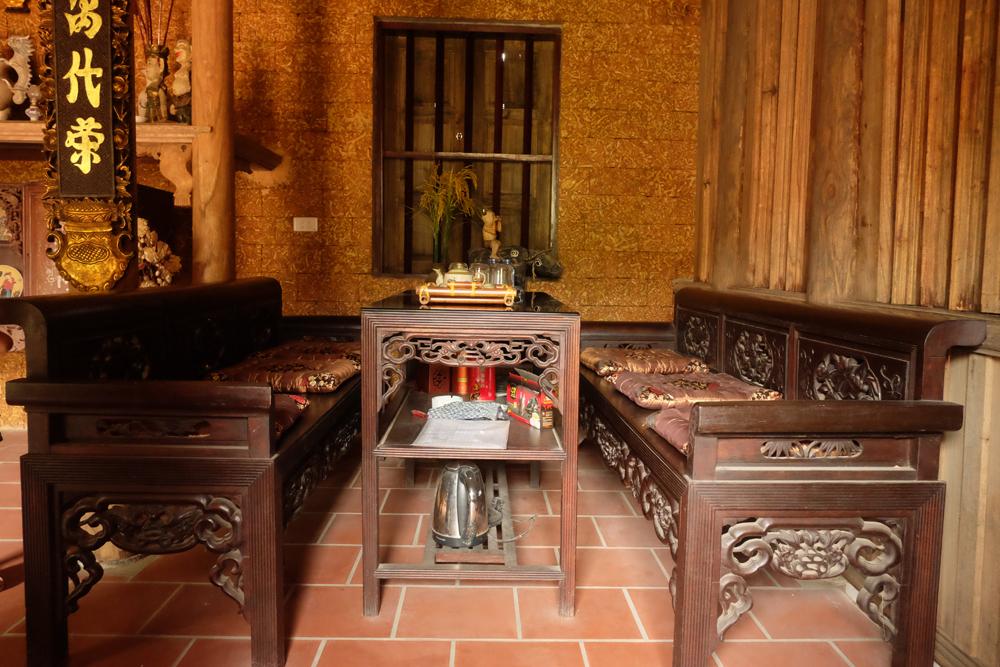 Ngôi nhà cổ tại Hà Nội đầy đủ tiện nghi