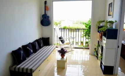 Thiết kế nội thất thông minh trong căn hộ nhỏ tại Huế