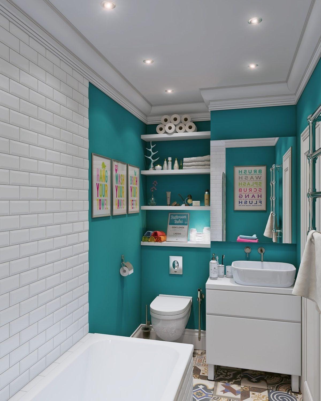 porcelain pedestal sink 4 mẫu nội thất cho nhà ở có diện tích nhỏ qpdesign