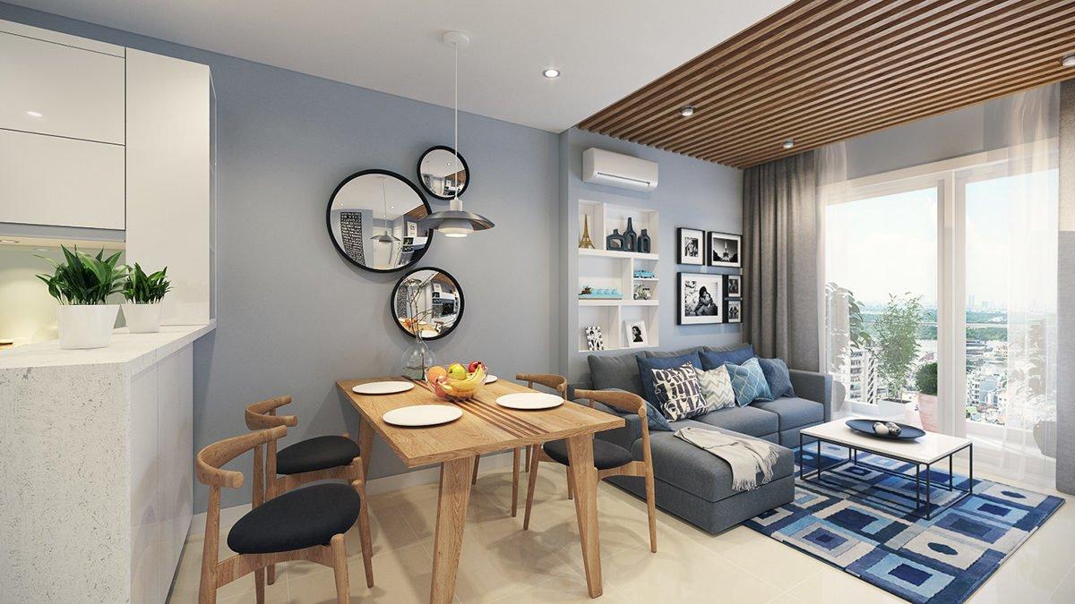 small apartment decor ideas 4 mẫu nội thất cho nhà ở có diện tích nhỏ qpdesign