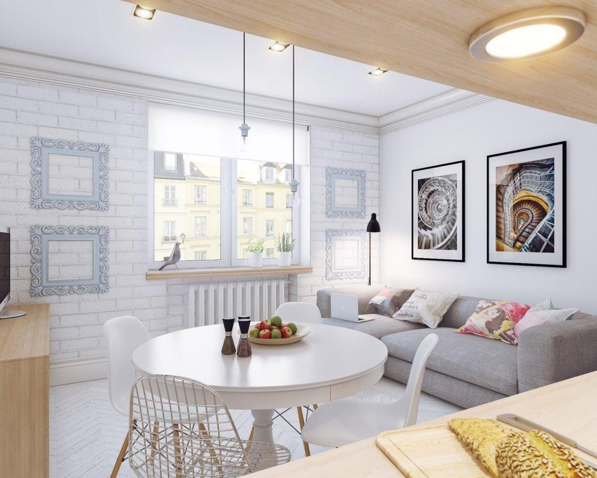 small apartment decor 4 mẫu nội thất cho nhà ở có diện tích nhỏ qpdesign