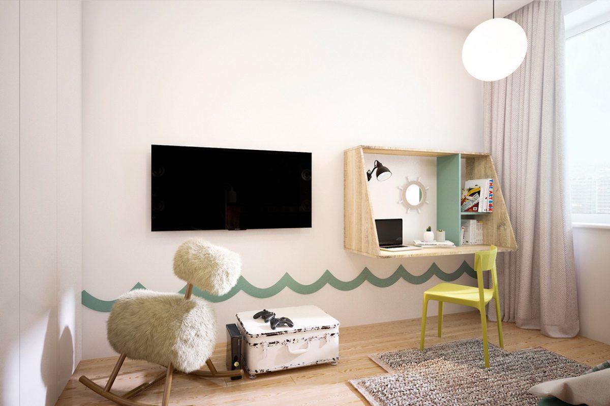 Hai mẫu nhà ở cho gia đình trẻ yêu thích phong cách công nghiệp