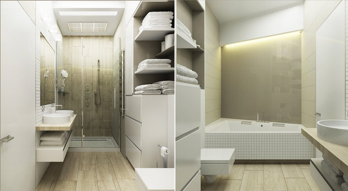 white-gold-bathroom