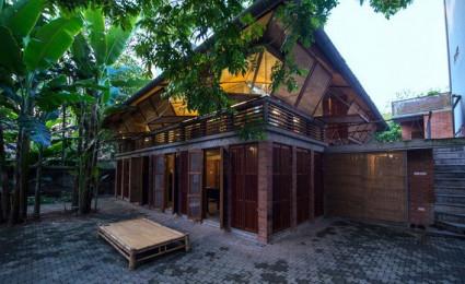 """""""Gentle house"""" nhà tre giữa trung tâm Hà Nội"""
