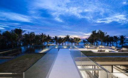 Biệt thự biển Naman Residences : Hương vị của biển