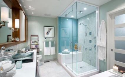 6 mẫu phòng tắm đẹp và vô cùng ấn tượng