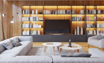 3 mẫu nhà với thiết kế chất liệu gỗ độc đáo