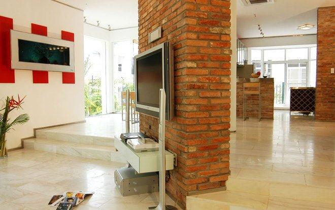 3 1417402932 660x0 Biệt thự tràn đầy ánh sáng với thiết kế mở tại Sài Gòn qpdesign