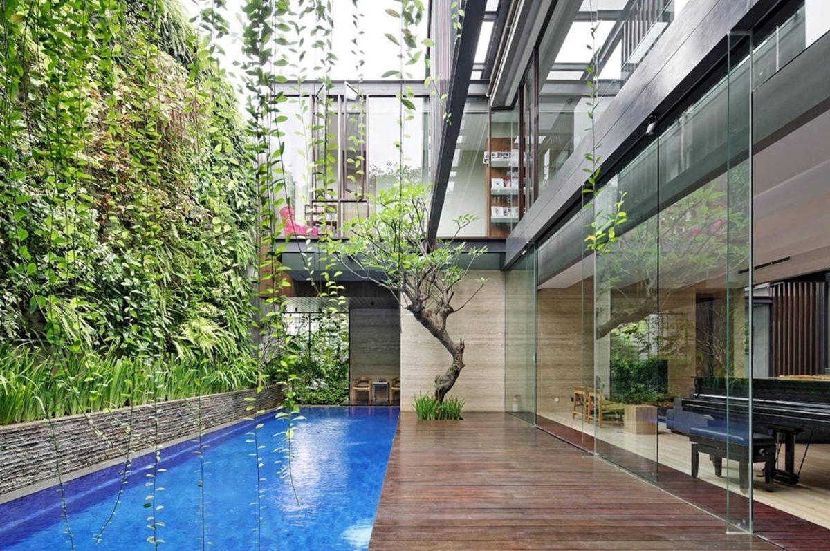 4131 Ben House GP WCS  07.07.2015 ok final emaiL Copy BEN HOUSE: Thiết kế hòa mình vào thiên nhiên qpdesign