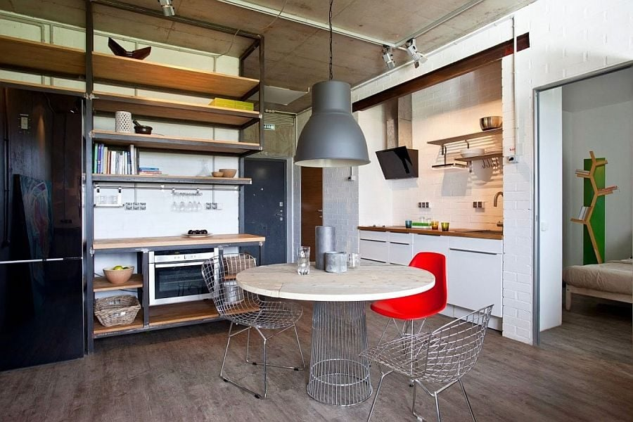 4Small-apartment-with-living-kitchen-and-dining-space-rolled-into-one