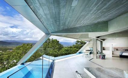 The Edge : Biệt thự biển hiện đại tuyệt đẹp của KTS hàng đầu Charles Wright