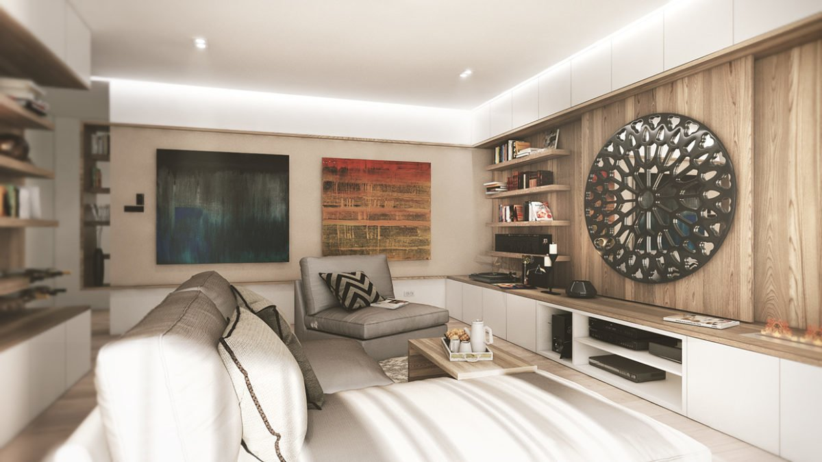 7artistic-living-room-design