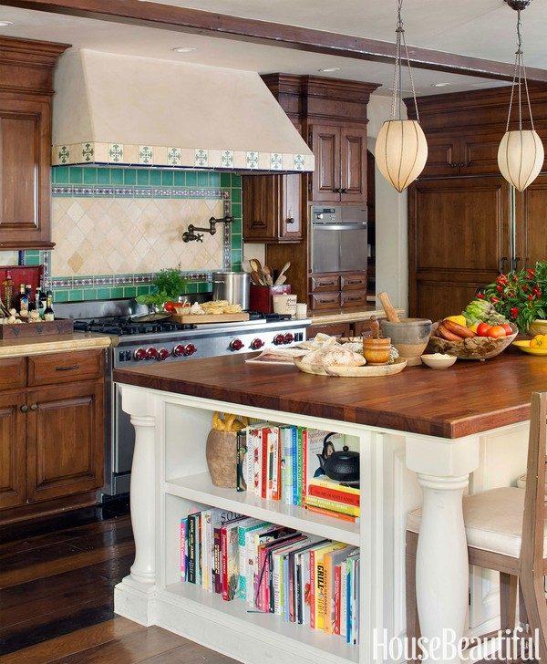 8 ý tưởng cho đảo bếp trở nên đa năng