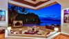 7f6b9 Copy 100x57 Phòng khách chìm   nét kiến trúc độc đáo qpdesign