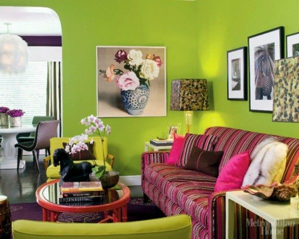 82 Nổi bật với ý tưởng màu neon cho phòng khách qpdesign