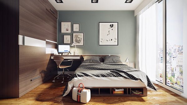 bedroom-office