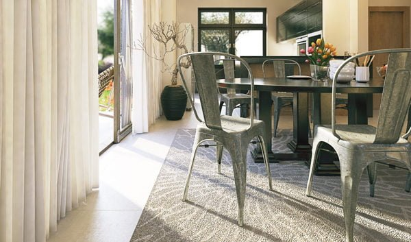 brushed-metal-dining-chairs