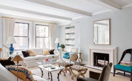 Cách phối màu hoàn hảo cho căn hộ tuyệt đẹp