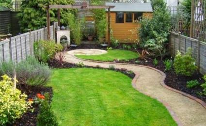 Quy tắc cho khu vườn nhỏ thêm quyến rũ