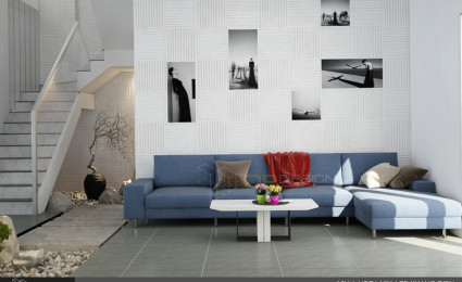 Thiết kế nội thất biệt thự Mega Residence