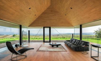 Biệt thự có thiết kế độc đáo với góc nhìn 360 độ