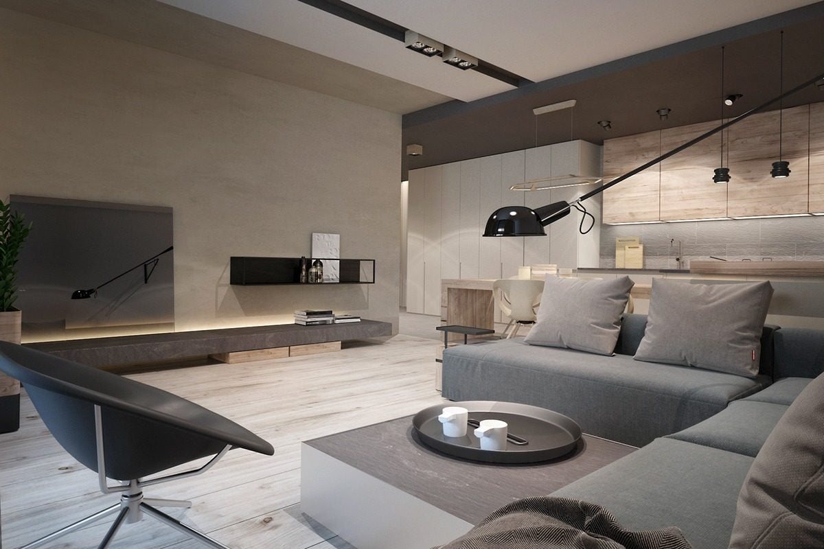 10modern-gray-and-tan-living-room