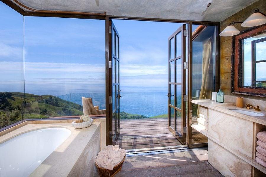 1Stunning-Tuscan-style-bathroom-overlooks-the-mesmerizing-Big-Sur-coastline