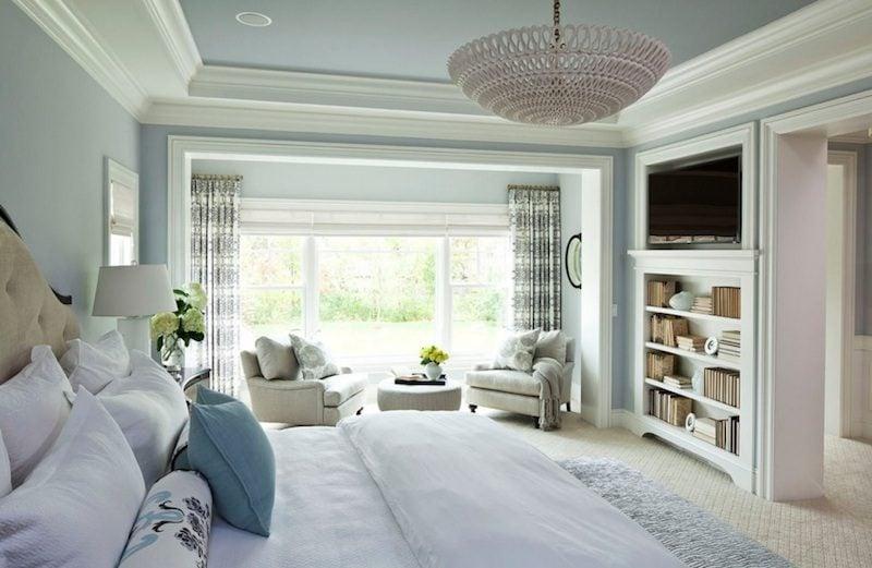 1basket storage1 Ý tưởng biến phòng ngủ gia chủ thêm tiện nghi và cá tính qpdesign