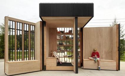 """""""STORY POD"""" – Thư viện nhỏ cho cộng đồng"""