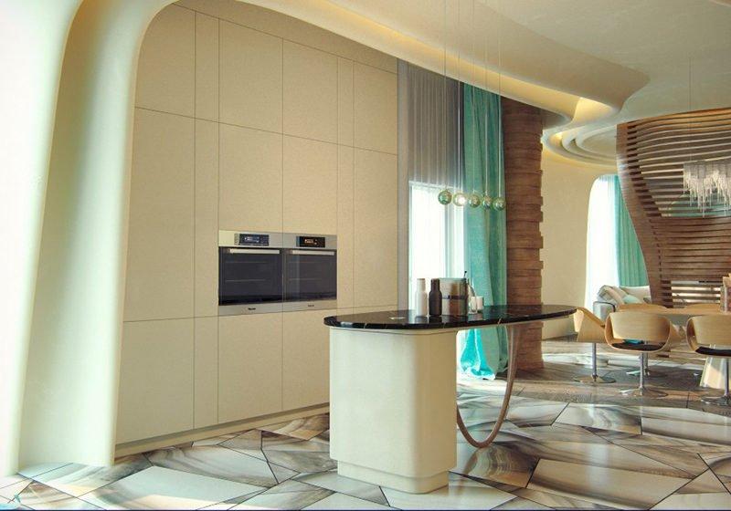20 mẫu phòng bếp phong cách hiện đại