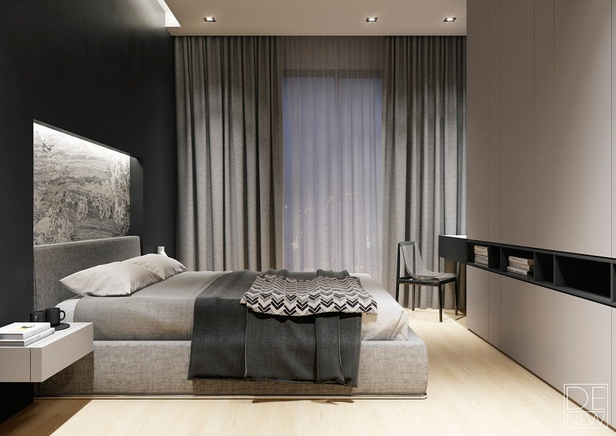 20black-and-gray-bedroom