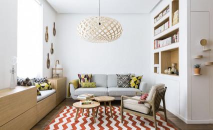 2 căn hộ dưới 50m2 xinh xắn tại Pháp