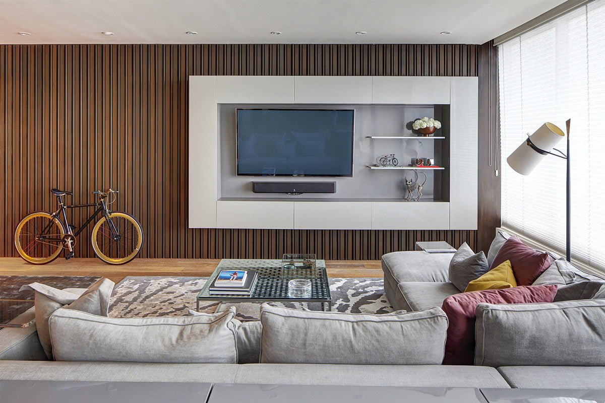 21orange-pinstripe-living-room