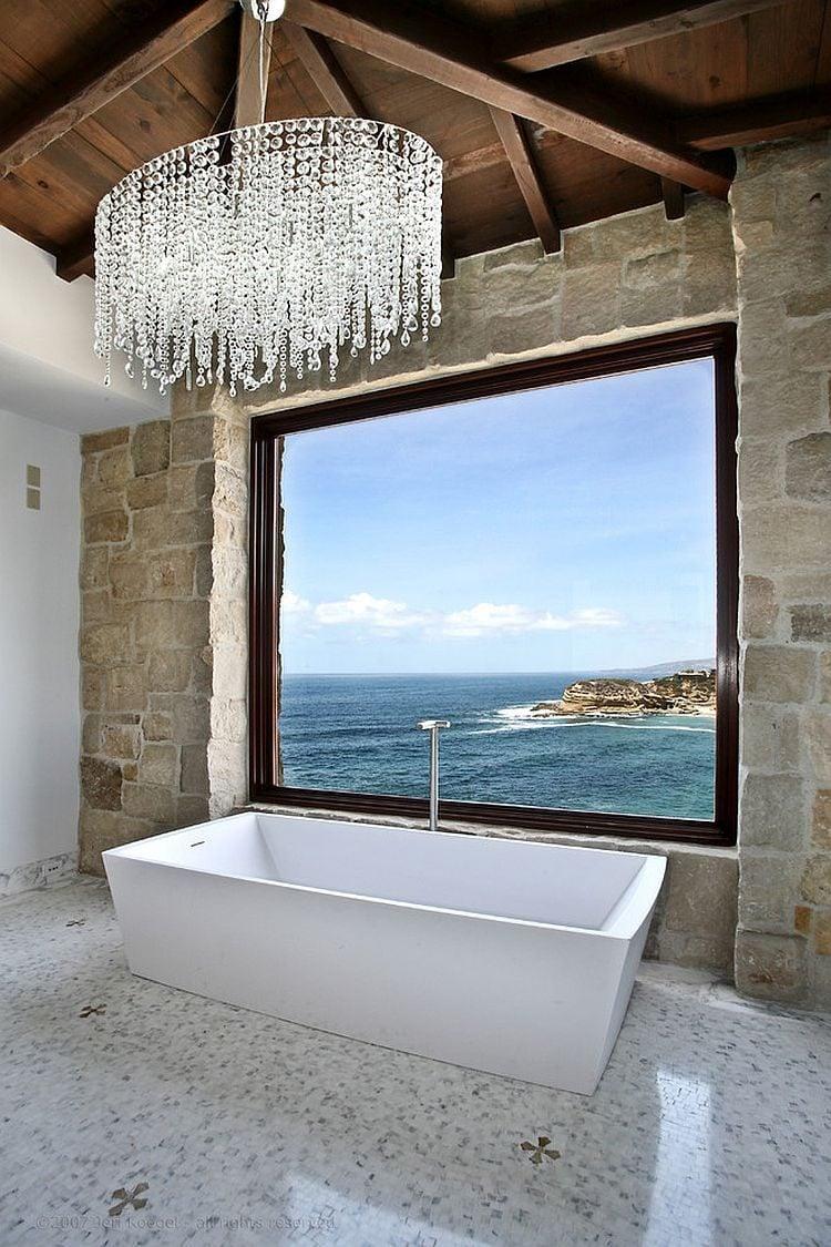4Brilliant-antique-stone-and-marble-bathroom-showcases-modern-Mediterranean-style