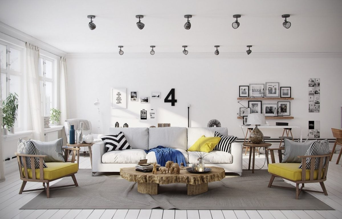 4chevron-yellow-living-room