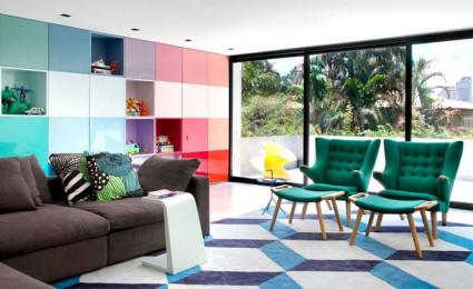 Xu hướng thiết kế trang trí nội thất 2016