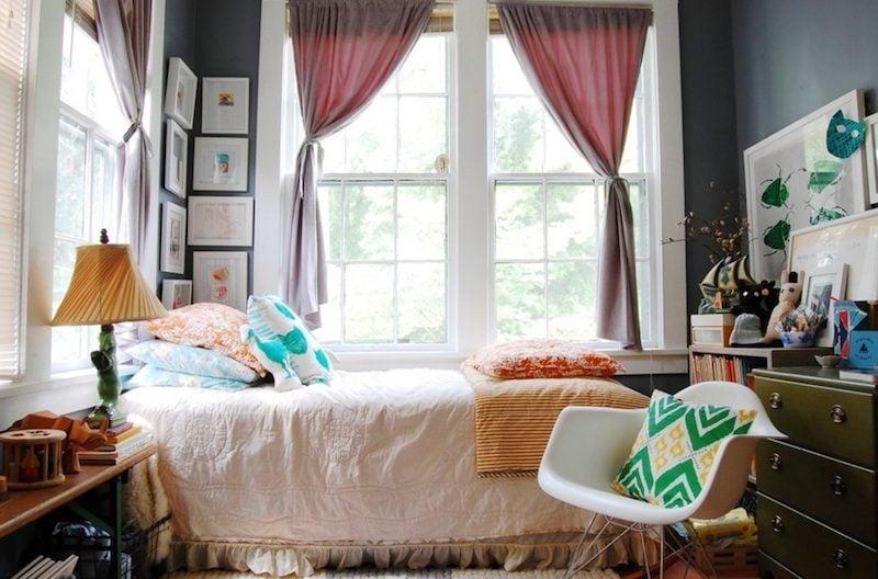 5mix and match accents1 Ý tưởng biến phòng ngủ gia chủ thêm tiện nghi và cá tính qpdesign